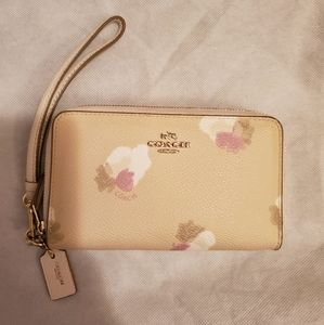 Coach Wallet or Wristlet